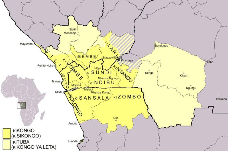 Kikongo-Kituba