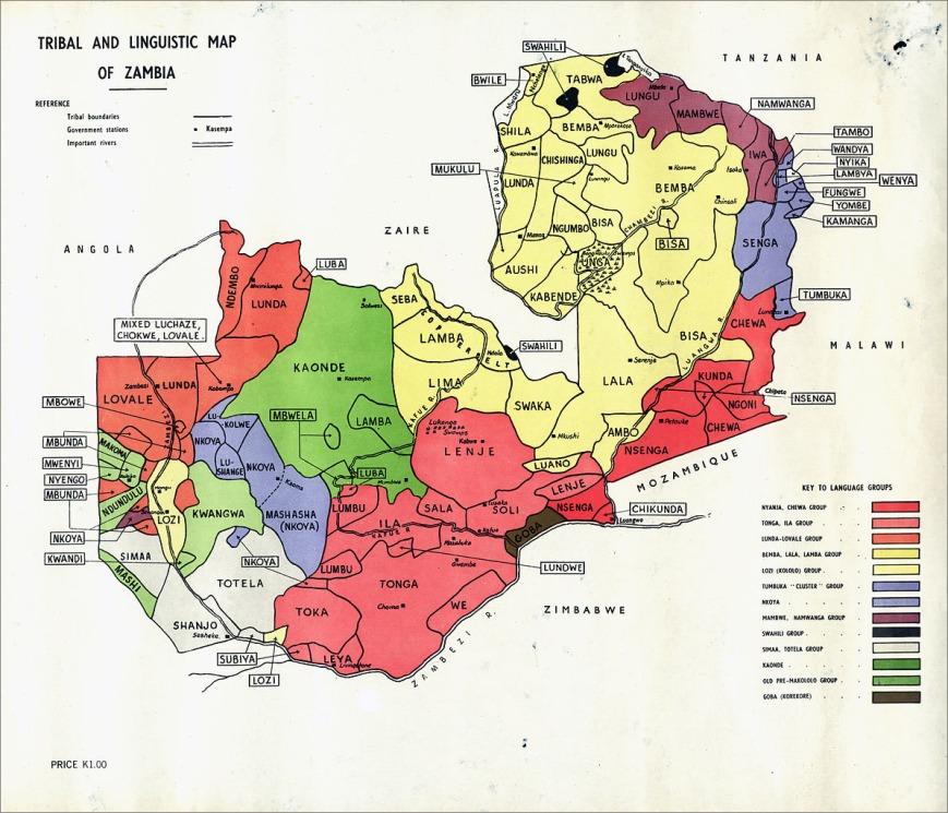 zambia-linguistical