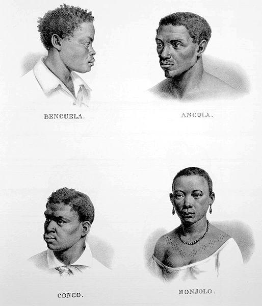 514px-Rugendas_-_Escravos_Benguela,_Angola,_Congo,_Monjolo