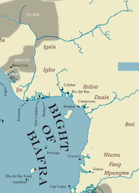 slaves sources africa big (Lower Guinea)
