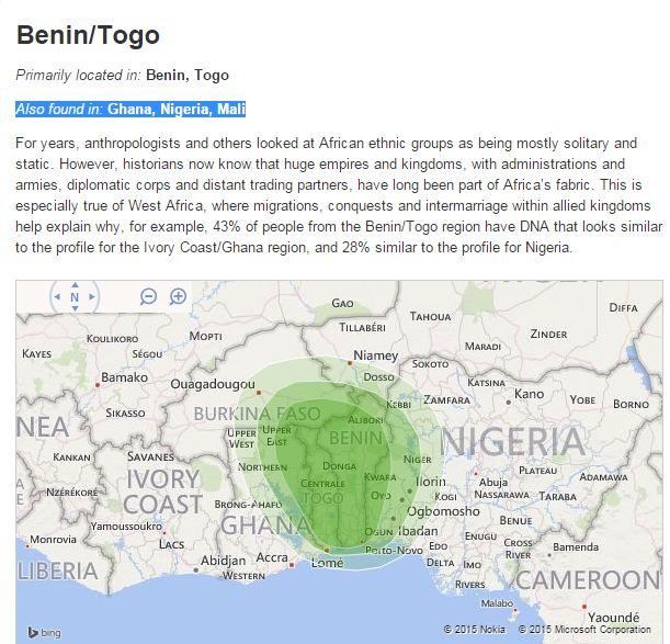Ethnic Groups In Togo