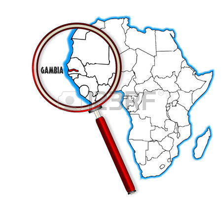 Zoom in Gambia