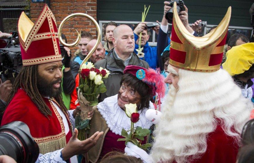 Sinterklaas (Saint Nicolas) festival celebrations