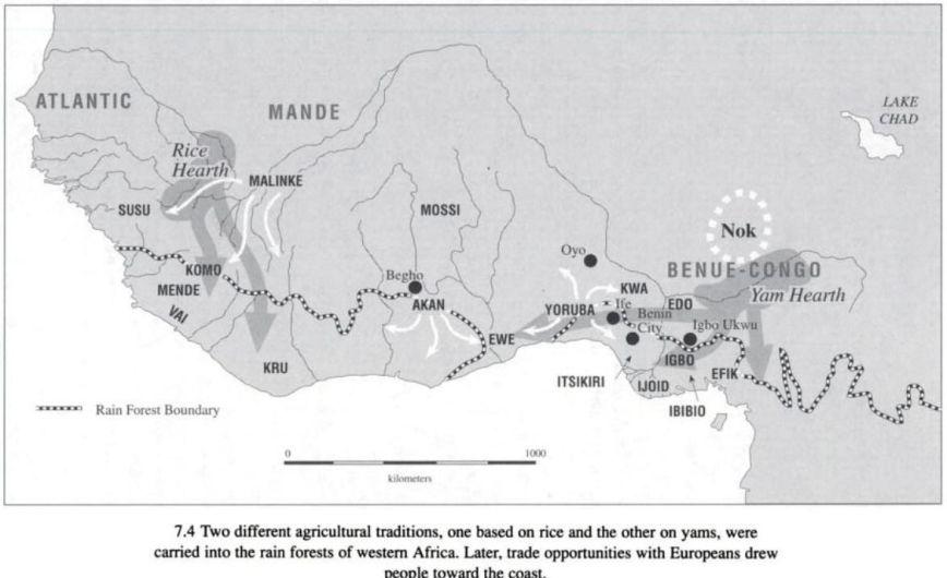 Peopling of Africa (1995)