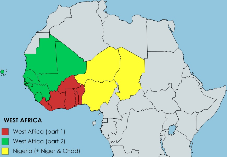 WEST AFRICA (part1)