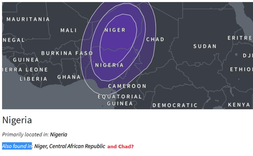 Naija map