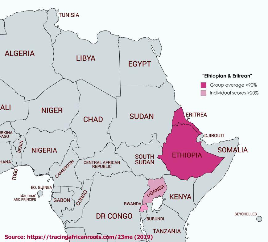 Ethiopian & Eritrean