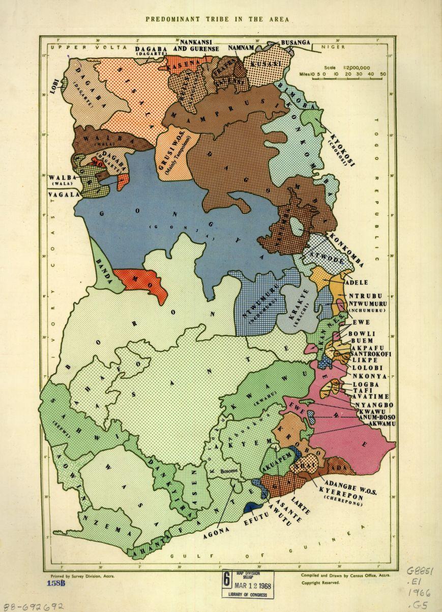 GH - map